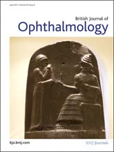 journal ophthalmology june 2011
